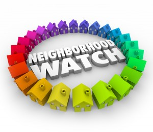 Neighborhood Safety Tips