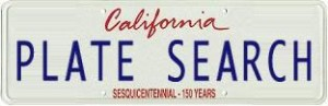 License Plate Owner