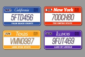 Free License Plate Number Lookup