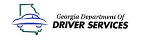 Georgia Driving Records Request