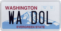 Washington Driving Records Request
