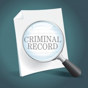 Criminal Records Request
