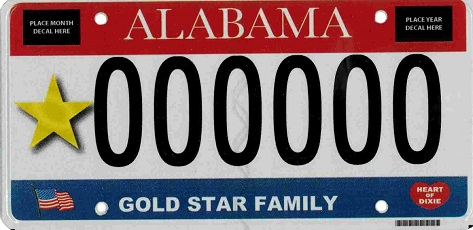 Alabama License Plate Lookup