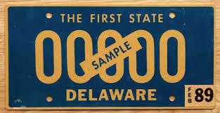 free delaware license plate lookup enter any de license plate. Black Bedroom Furniture Sets. Home Design Ideas