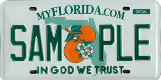 Florida License Plate Lookup
