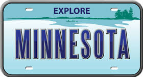 Minnesota License Plate Lookup