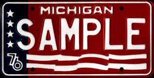 Michigan License Plate Lookup