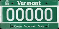 Vermont License Plate Lookup