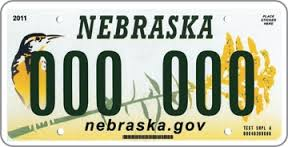 Nebraska License Plate Lookup