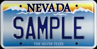 Nevada License Plate Lookup
