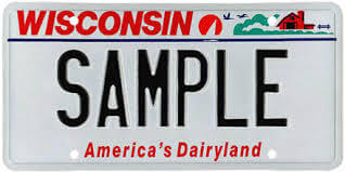 Wisconsin License Plate Lookup