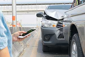 Vehicle Accident Report