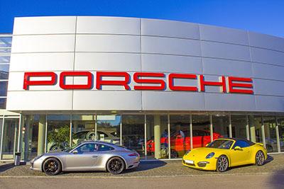 Porsche VIN Lookup